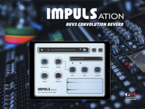 Impulsation Reverb iPad